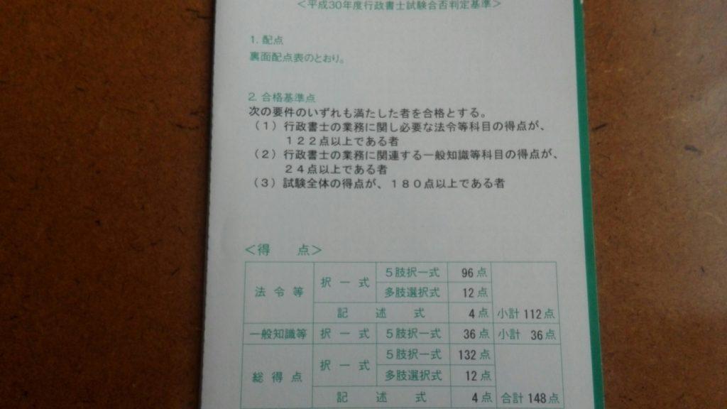 1年目本試験結果